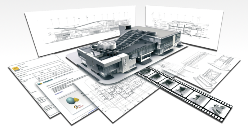 ARCHICAD virtual building