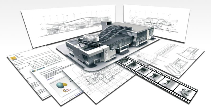 Archicad virtual building