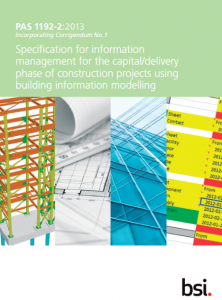 British Standard guidance document PAS 1192-2 which defines Level of Definition with BIM