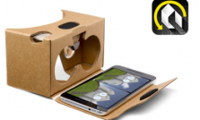 Google Cardboard Virtual Reality eyewear