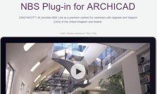 NBS plugin links NBS Create and ARCHICAD