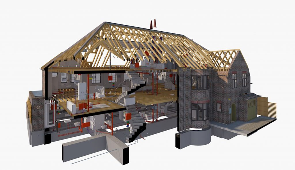 Using ARCHICAD to its full potential - 3D cutaway