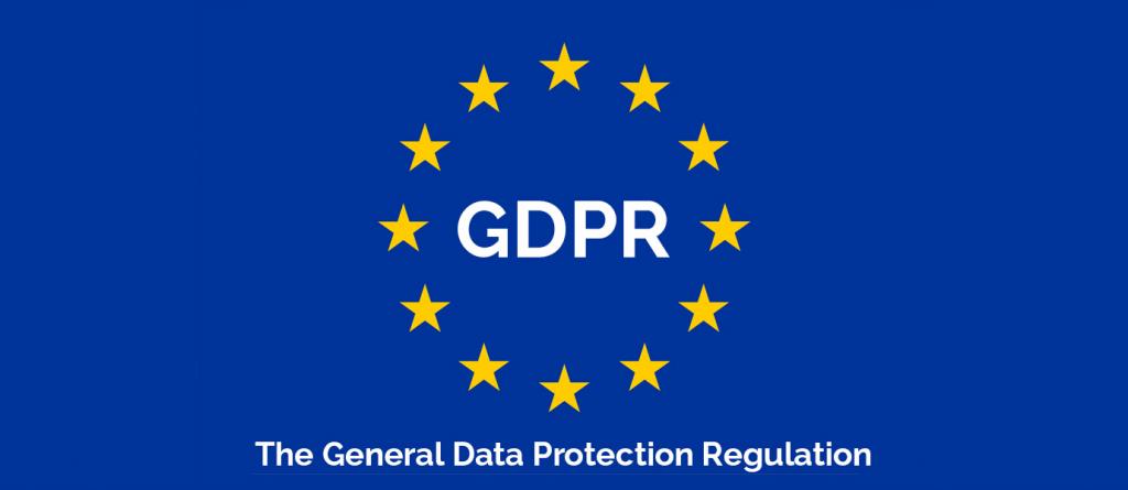 General Data Protection Regulation(GDPR)