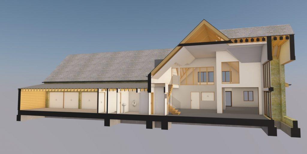 Community project The Hall, Cherington, Stourton and Sutton under Brailes