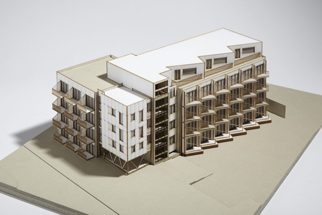 alma-nac ARCHICAD model