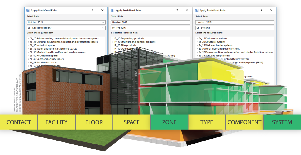 New ARCHICAD 22 COBie Guide - Applecore Designs