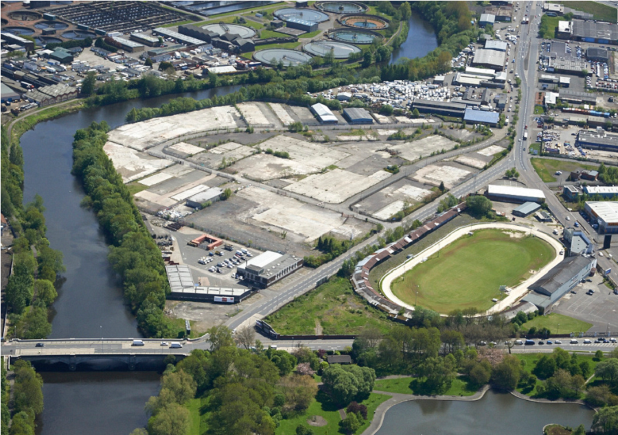 The Clyde development will create over 2,300 jobs and add £867 million to the local economy