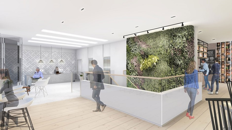 The 51 Moorgate refurbishment will be a modern, sustainable and healthy workplace where people and businesses can thrive.