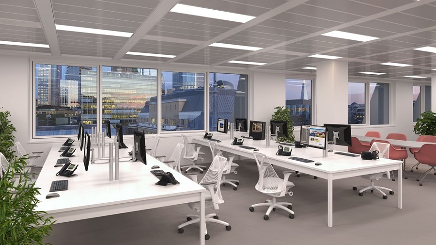 The refurbishment of 51 Moorgate is set to achieve BREEAM 'Excellent'