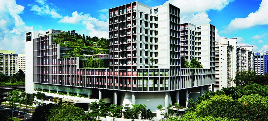 World Architecture Festival World Building of the Year, supported by GROHE: WOHA Architects – Kampung Admiralty, Singapore