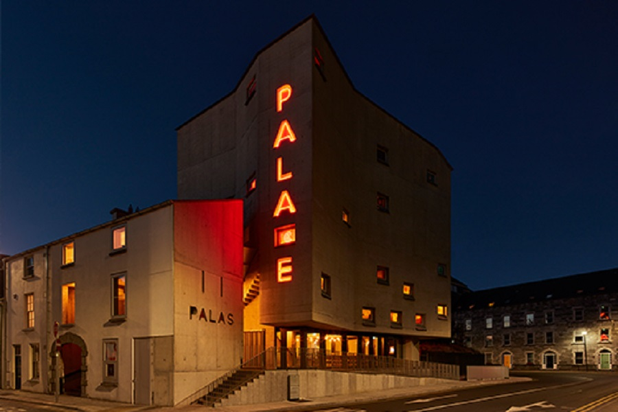 World Architecture Festival Use of Colour Prize, supported by Eastman: dePaor – Palas Cinema, Galway, Ireland