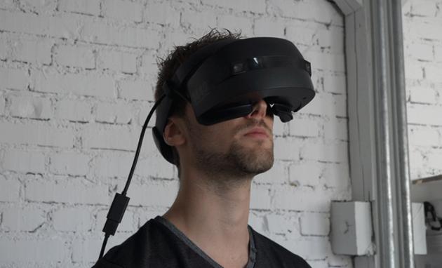 HP Mixed Reality VR