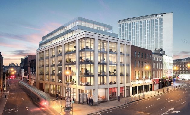 Scotch House A prestigious new Grade A office building located in the thriving, cultural and historic heart of Dublin City Centre, exquisitely designed and crafted for business