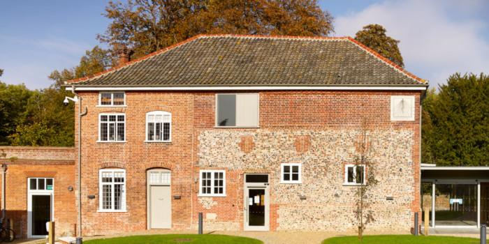 Renovation-Retrofit Award Nominee - Earlham Hall