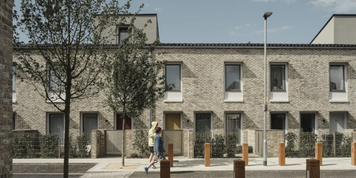 Applecore Designs 25th Birthday Award Winner - Sustainable Project Award - Goldsmith Street