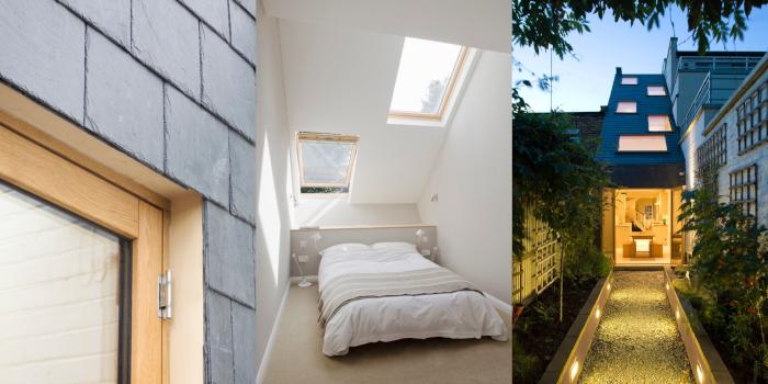 Applecore Designs 25th Birthday Award Winner - Small Project Award - alma-nac Slim House