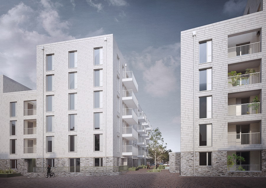 Waugh Thistleton Affordable Housing Scheme