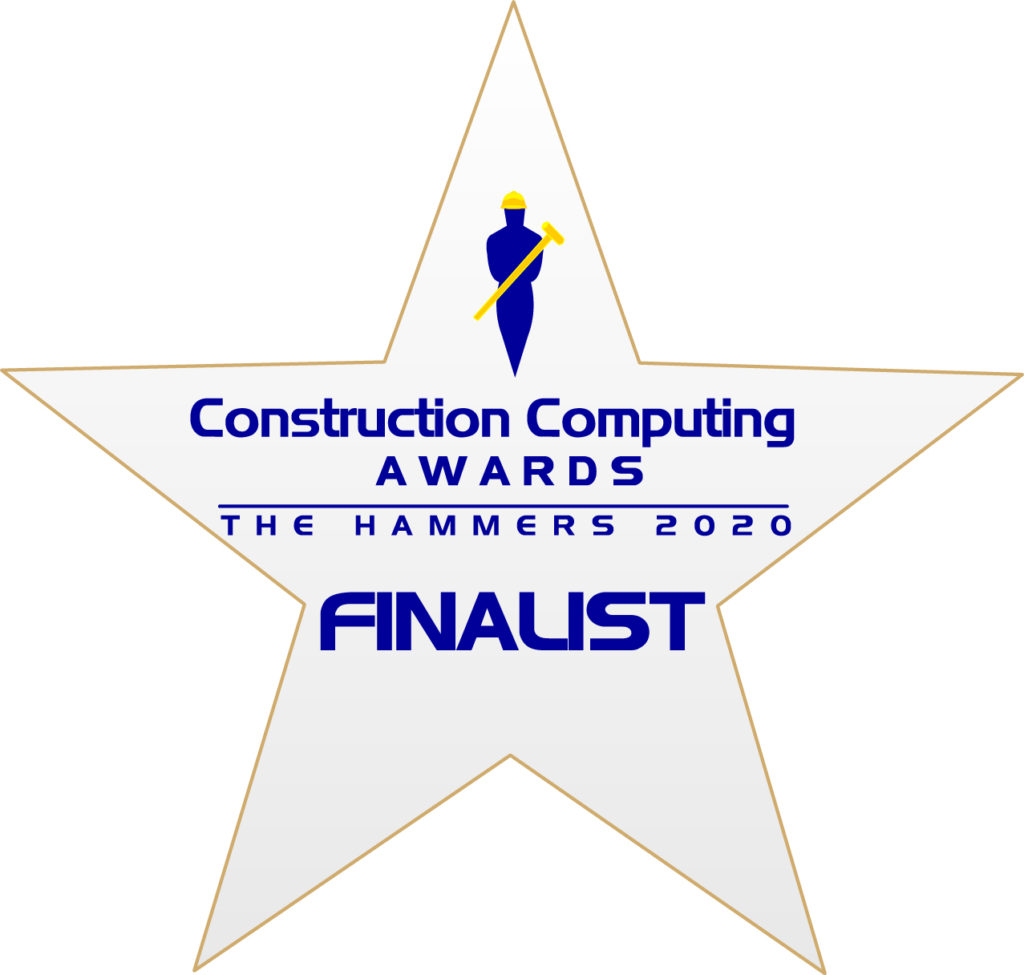 Construction Computing Awards Finalist