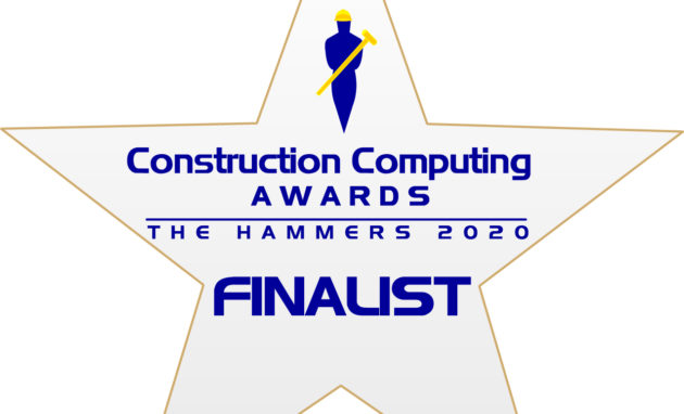 Construction Computing Awards Finalist