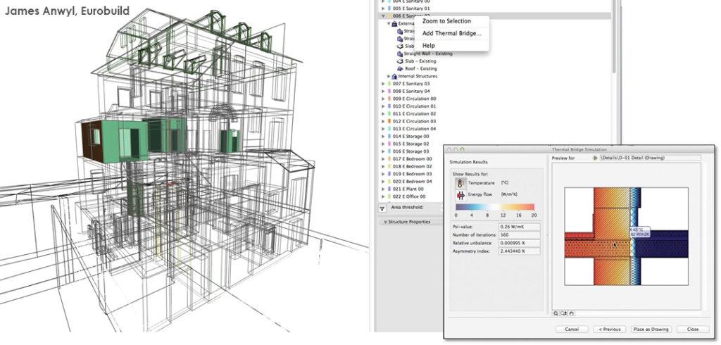 Passive Design - 3D Zones