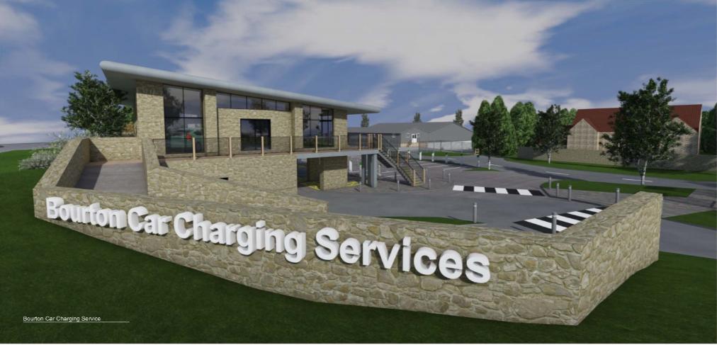 ArchiWildish - EV Charging Station