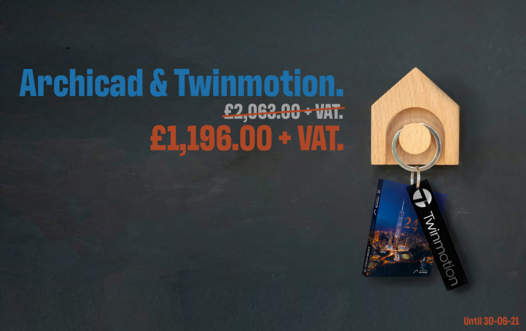 Archicad and Twinmotion bundle