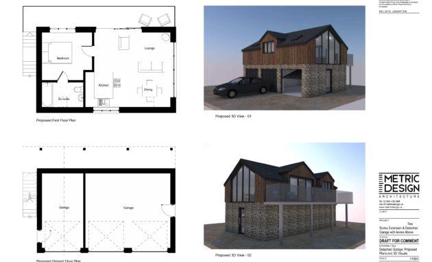 Metric Design Architecture